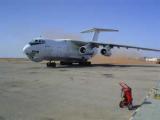 Самолет Путина врезался в столб в аэропорту Гданьска