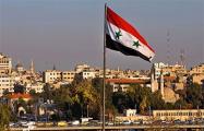 Названы кандидаты на пост нового президента Сирии