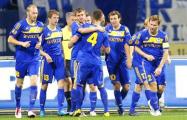 БАТЭ сохранил 8-очковый отрыв от минского «Динамо»