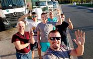 Дальнобойщик из Мозыря: В Германии водители уважают другу друга