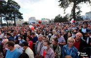 Житель Борисова: Борисов — это традиционно политически активный город