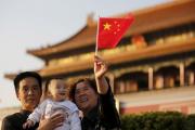 С Нового года китайским семьям официально разрешили иметь двух детей