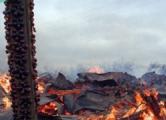 Жители сожженной деревни подают в суд на горисполком