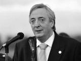 Умер бывший президент Аргентины Нестор Киршнер