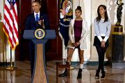 Пресс-секретарь конгрессмена уволилась после критики дочерей Обамы