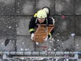 При пожаре в китайском торговом центре погибли 17 человек