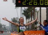Белоруска выиграла международный марафон в Лос-Анджелесе