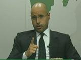 Сын Каддафи объявил о начале расследования беспорядков