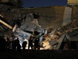 Близ столичной резиденции Каддафи произошли два взрыва