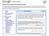 Google запустил статистический справочник