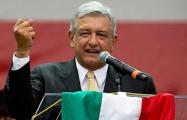 Новый президент Мексики обещает подружиться с  США