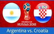 Хорватия разгромила Аргентину с Месси в составе и вышла в плей-офф ЧМ-2018