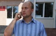 Политзаключенный Алексей Милюков вышел на свободу