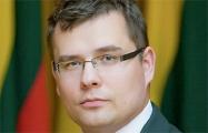 Лауринас Касчюнас: Беларусь является заложником правления Лукашенко, а он всего лишь «губернатор» РФ