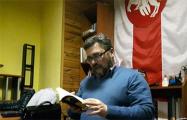 Зміцер Бартосік прэзэнтаваў кнігу пра беларусаў, якім абрыдла маўчаць