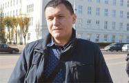 В Бресте задержан активист Дмитрий Бекалюк