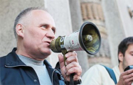 Николай Статкевич: Или изменение избирательных законов, или Площадь