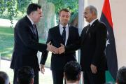 Макрон назвал возможные сроки проведения выборов в Ливии