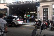 Двое неизвестных открыли стрельбу у отеля в Барселоне