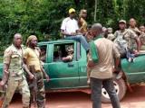 Сторонники избранного президента Кот-д'Ивуара захватили два города