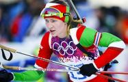 Украинский тренер: Видел Домрачеву, она давно готова к стартам