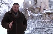 Как белорус борется за историческое наследие своей деревни