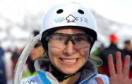 Белоруска выиграла этап Кубка мира по лыжной акробатике в Москве