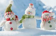 В январе в Беларуси будет на 5-7 градусов теплее нормы