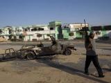 Под бомбами самолетов НАТО погибли 11 ливийских повстанцев