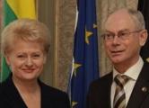 Херман ван Ромпей: ЕС не должен упускать из виду тревожное развитие событий в Беларуси