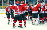 Хоккейный «Неман» снял креативный ролик к Лиге Чемпионов