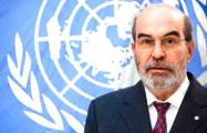 Высокопоставленный чиновник ООН передумал ехать в Беларусь