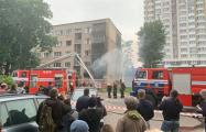 В Минске в квартире жилого дома произошел взрыв