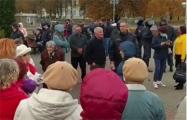 Волковыск вышел на Марш