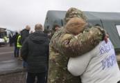 Обмен пленными состоялся в Донбассе