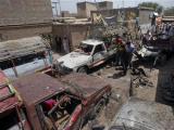 Смертник взорвал булочную на северо-западе Пакистана