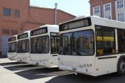 Минск с регионами получил почти 400 новых автобусов МАЗ с кондиционерами