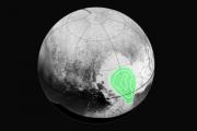 НАСА назвало ледяную равнину на «сердце» Плутона в честь первого спутника СССР