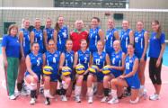 Белорусские волейболистки нанесли поражение команде Албании