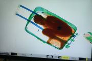 Испанские пограничники с помощью рентгена нашли в чемодане живого мальчика