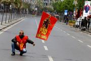 В Стамбуле спецназ разогнал первомайскую демонстрацию