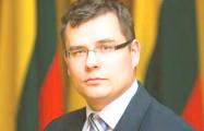 Литовский политик: Мы не забываем, кто есть кто в Беларуси