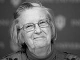 Умерла первая женщина-лауреат Нобелевской премии по экономике