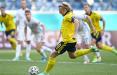 Швеция обыграла Словакию на Евро и возглавила группу