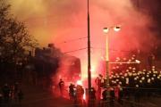 Полиция задержала 215 участников варшавского Марша независимости