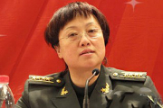 Китайскую женщину-генерала заподозрили в коррупции