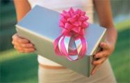 Налоговики: За дорогостоящие подарки от женихов нужно платить налог