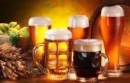 Импорт пива в Беларусь снизился на 20%