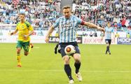 Гол белоруса Корниленко принес «Крыльям Советов» победу в матче с «Кубанью»