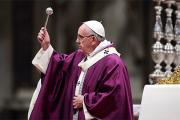 Папа Римский обратился к пастве через Telegram